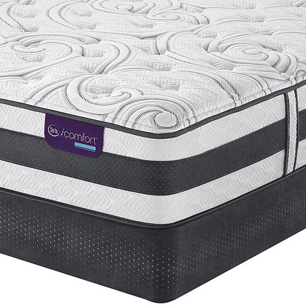 Serta Icomfort Hybrid Lause Ii Plush Mattress Box Spring