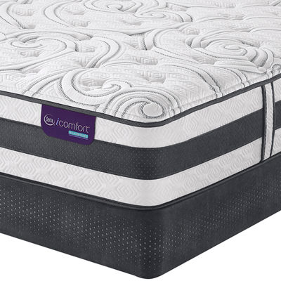 Serta® iComfort® Hybrid Recognition Plush - Mattress + Box Spring