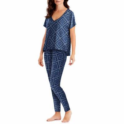 Maidenform 2-pc. Pant Pajama Set