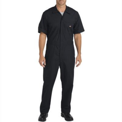 Dickies® Short Sleeve Flex Twill Coverall - Big Tall