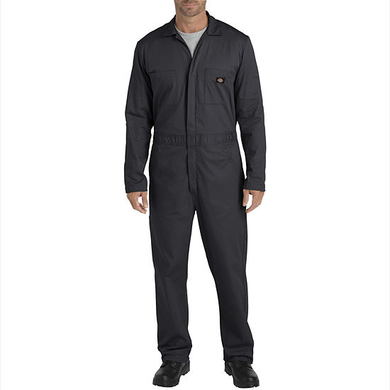 Dickies Long Sleeve Flex Twill Coverall Short