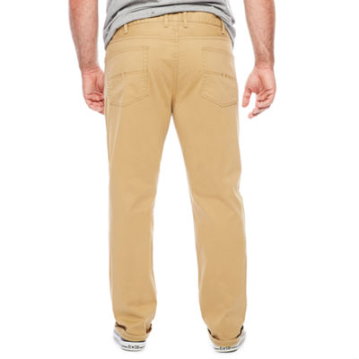 U.S. Polo Assn. Flat Front Pants-Big and Tall