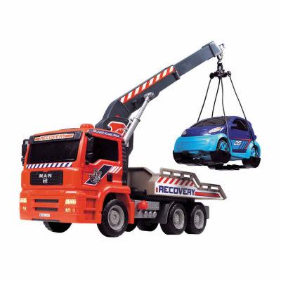 Air Pump Cherry Picker Truck