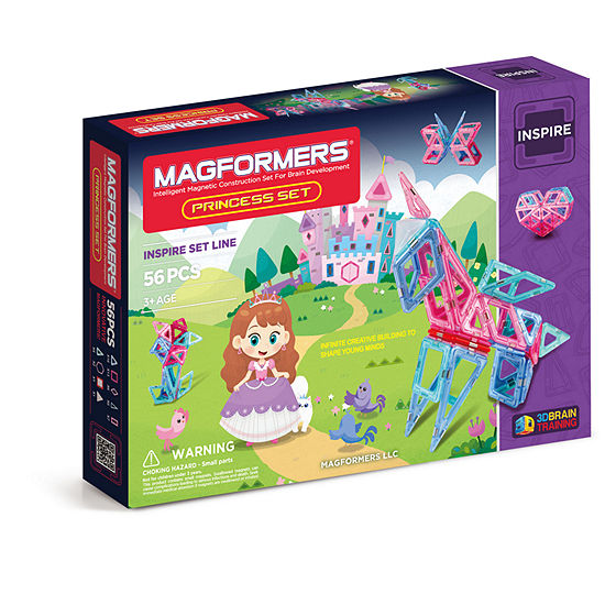 Magformers Princess 56 PC. Set