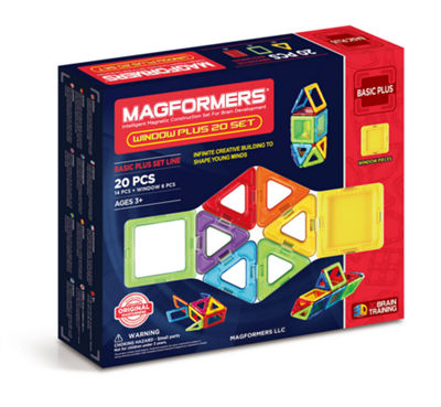 Magformers Window Plus 20 PC. Set