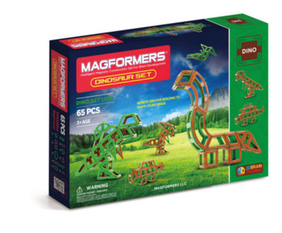 Magformers Dinosaur Set 65 PC