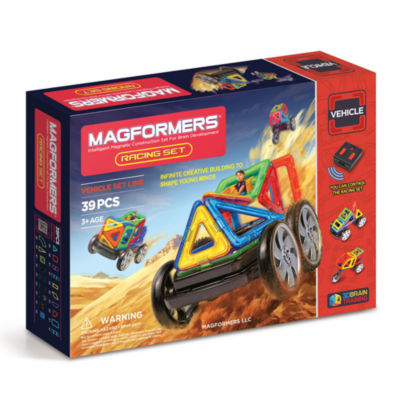 Magformers Racing Set 39 PC. Set