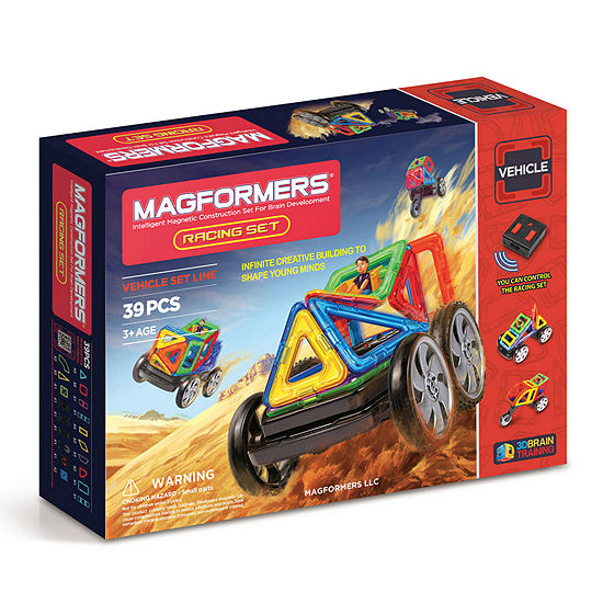 Magformers Racing Set 39 PC. Set