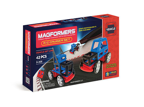 Magformers R/C Cruisers 42 PC. Set