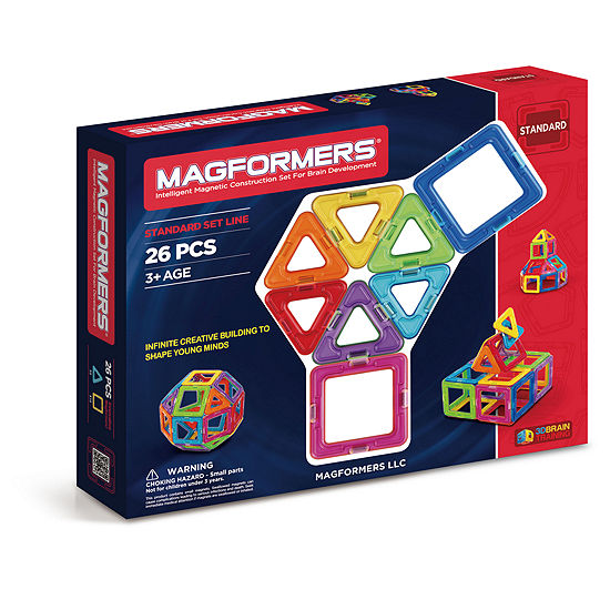 Magformers Rainbow 26 PC. Set