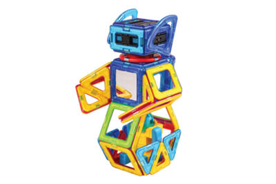 Magformers Magic Space 55 PC. Set