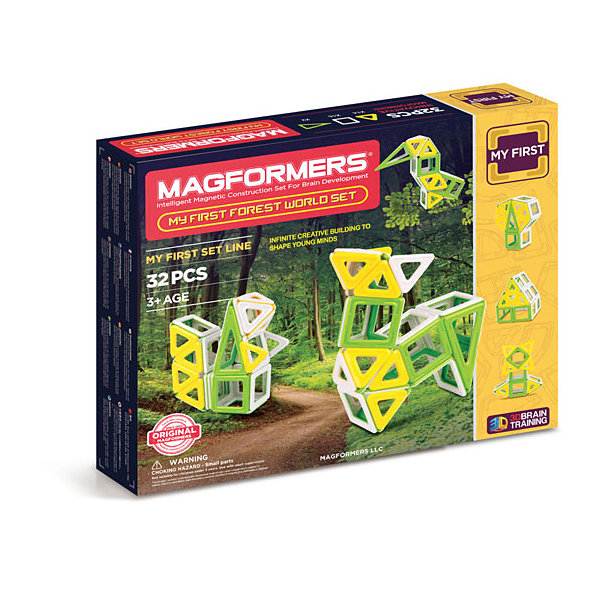 Magformers My First Forest World 32 PC. Set