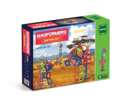 Magformers Safari 83 PC. Set