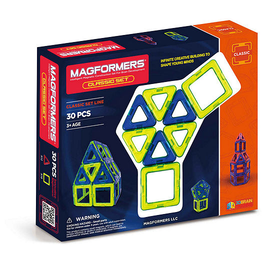 Magformers Classic 30 PC. Set