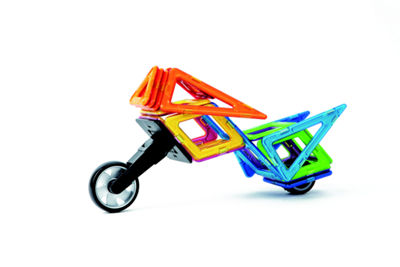 Magformers Dynamic Wheel 79 PC. Set