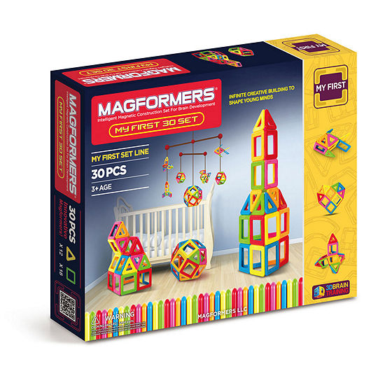 Magformers My First 30 PC. Set