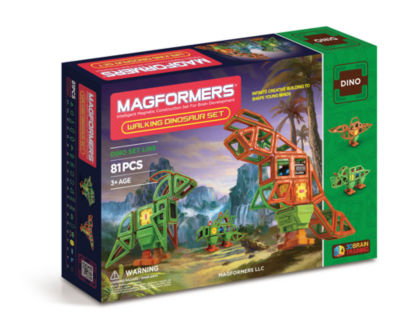 Magformers Walking Dinosaur Set 81 PC. Set