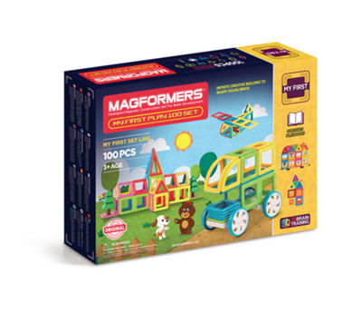 Magformers My First Play 100 PC. Set