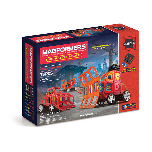 Magformers Heavy Duty Set 73 PC. Set
