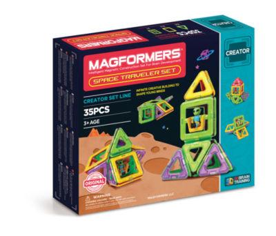 Magformers Space Traveler 35 PC. Set