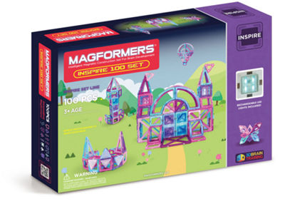 Magformers Inspire 100 PC. Set
