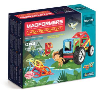 Magformers Adventure Jungle 32 PC. Set