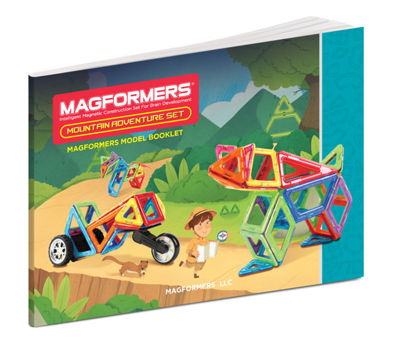 Magformers Advenuture Mountain 32 PC. Set