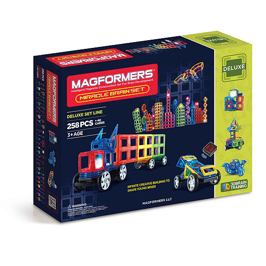 Magformers Miracle Brain 298 PC. Set