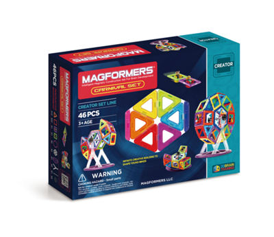 Magformers Carnival 46 PC. Set