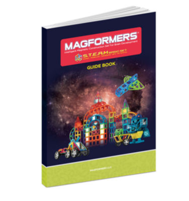 Magformers STEAM Basic 200 PC. Set