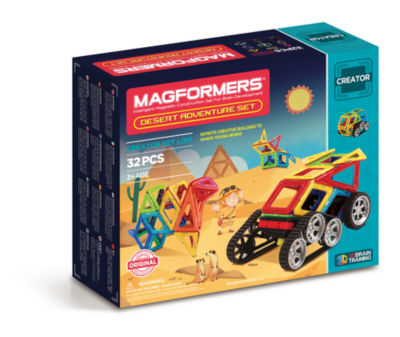 Magformers Adventure Desert 32 PC. Set