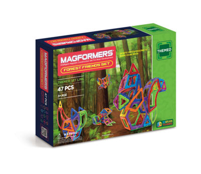 Magformers Forest Friends 47 PC. Set