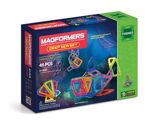Magformers Deep Sea 46 PC. Set