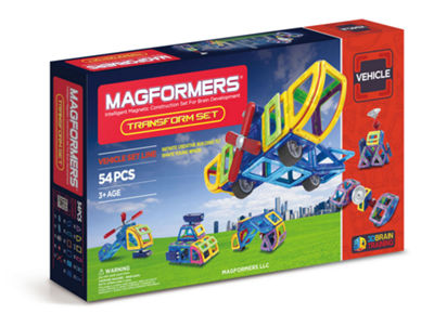 Magformers Transform 54 PC. Set