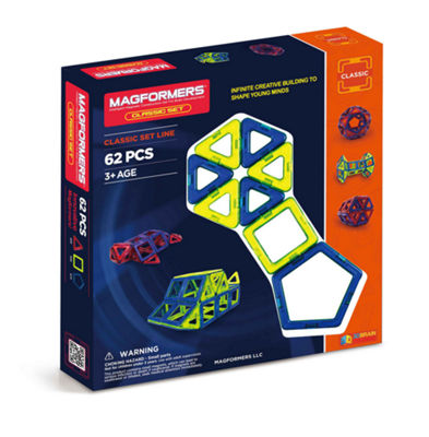 Magformers Classic 62 PC. Set