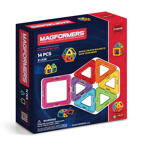 Magformers Rainbow 14 PC. Set