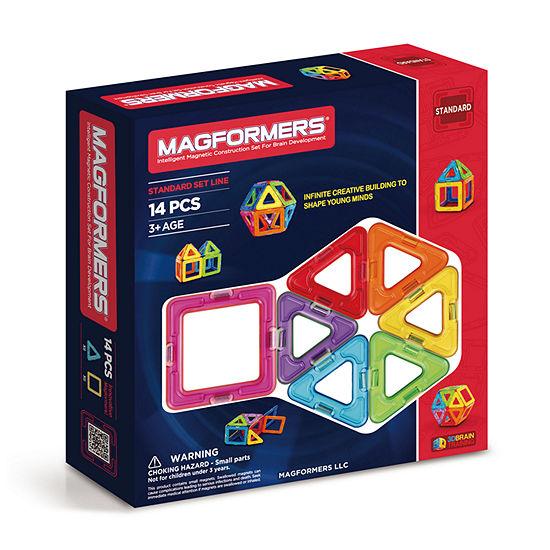 Magformers Rainbow 14 PC. Set