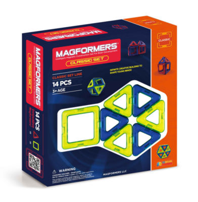 Magformers Classic 14 PC. Set