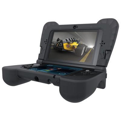 DreamGear DG3DSXL-2260 Nintendo 3DS XL Comfort Grip - Black