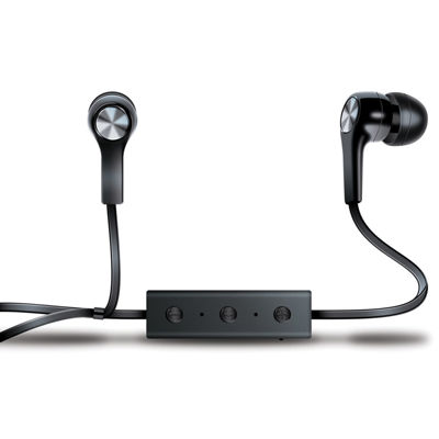 iSound DGHP-5612 BT-150 Bluetooth Stereo Earbuds with Microphone - Black