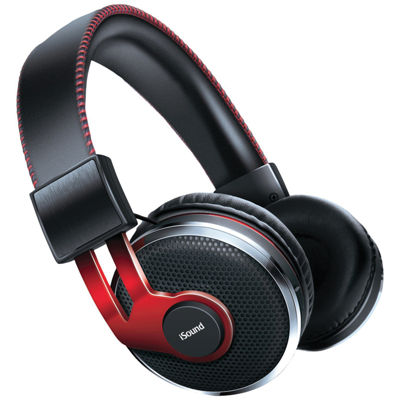 iSound DGHP-5620 BT-2600 Bluetooth Headphones with Microphone