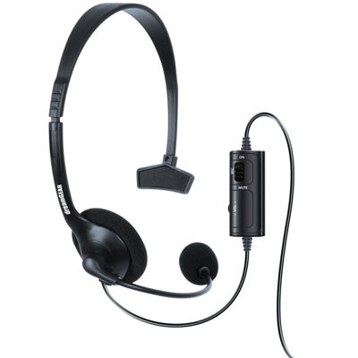 DreamGear DGPS4-6409 PlayStation4 Broadcaster Headset