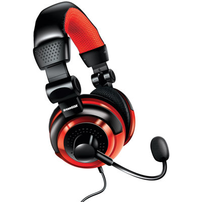 DreamGear DGUN-2571 Universal Elite Wired Gaming Headset for PS4, PS3, XBox 360, XBox One, Wii, WiiU and PC