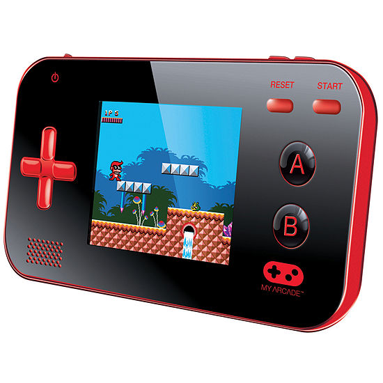 Dreamgear Dgun My Arcade Gamer V Portable Handheld Gaming System With 220 Built In Video Games