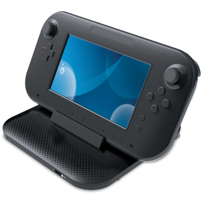 DreamGear DGWIIU-4317 Nintendo Wii U Concert Dock with Stereo Speaker