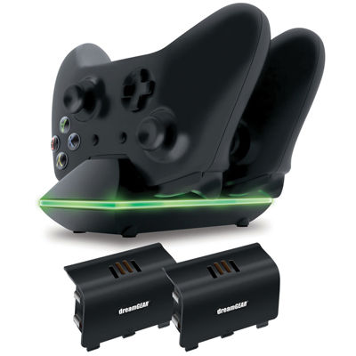 DreamGear DGXB1-6603 Dual Charging Dock for XBox One