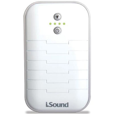 iSound-6272 5,200mAh Battery with Built-in Charge Cables