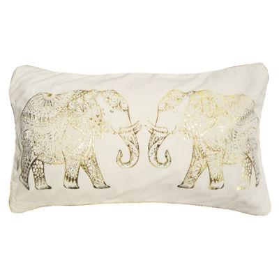 Elephant Decorative Pillow