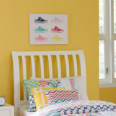 Possibilities Rake Sleigh Headboard