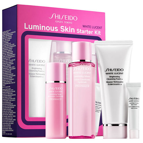 Shiseido White Lucent Luminous Skin Starter Kit